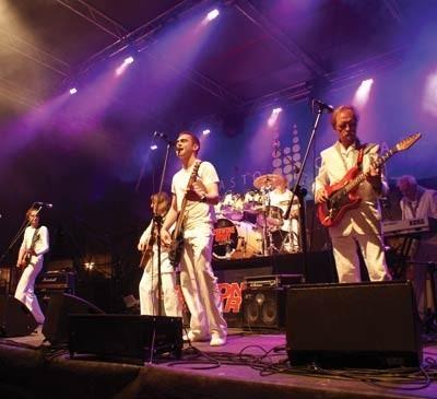 Podczas Dni Czeladzi wystąpiły gwiazdy polskiej sceny muzycznej, m.in. Czerwone Gitary