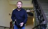 Rusza proces Kamila Durczoka, znanego dziennikarza, który na A1 pod Piotrkowem spowodował kolizję po pijanemu ZDJĘCIA
