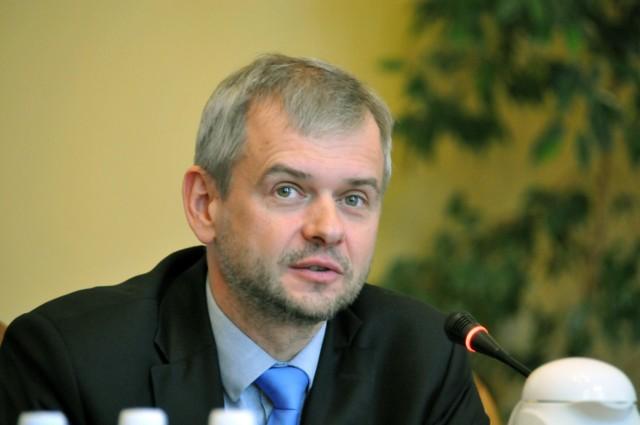Janusz Fic, prezes MPGK Krosno