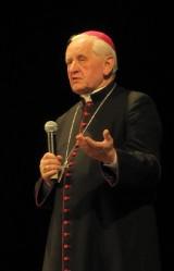 Arcybiskup Damian Zimoń honorowym obywatelem Rudy Śląskiej