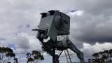 Tajemniczy fan Gwiezdnych Wojen zbudował AT-ST o rzeczywistych rozmiarach