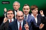 """Matura 2021 MEMY. Politycy jako lektury szkolne! Jacek Kurski - """"Janko Muzykant"""", a Mateusz Morawiecki - """"Pinokio"""""""