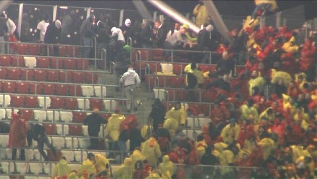 Zamkną stadion Legii? MSW: Winę za zajścia na ponosi organizator