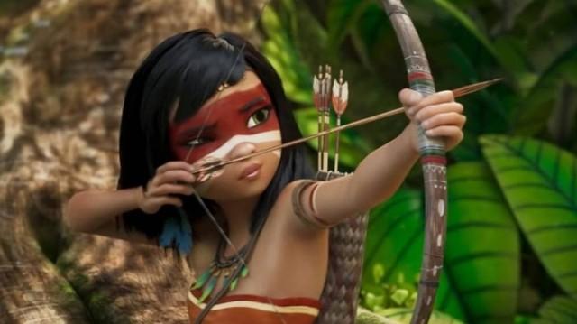 W tym tygodniu do Kina Kolory wchodzi Ainbo – strażniczka Amazonii
