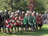 Pokaz średniowiecznej bitwy w Brennej [ZDJĘCIA]