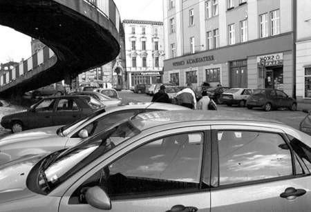 """Najprawdopodobniej do końca stycznia trwać będzie parkingowa """"amnestia"""". Fot: Sylwester Witkowski"""