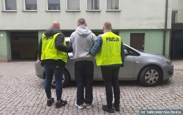 Mężczyźnie, który został tymczasowo aresztowany, może grozić nawet dożywocie