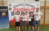 Kaliszanie spisali się znakomicie podczas Międzynarodowych Mistrzostw Polski dzieci i kadetów w muay thai