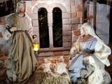 Przepiękna szopka bożonarodzeniowa w Archikolegiacie w Tumie [ZDJĘCIA]