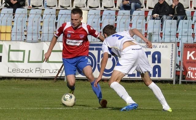 Raków Częstochowa zakończył rundę jesienną w czołówce drugiej ligi.