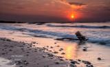 Darłówko, Kopań: Bajkowe plaże w obiektywie Piotra Książkiewicza [ZDJĘCIA]