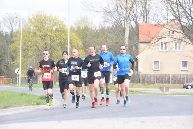 Półmaraton Przytok 2019