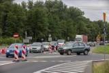 Modyfikacja ronda na ulicy Jasnogórskiej. Ruszyły prace [ZDJĘCIA]