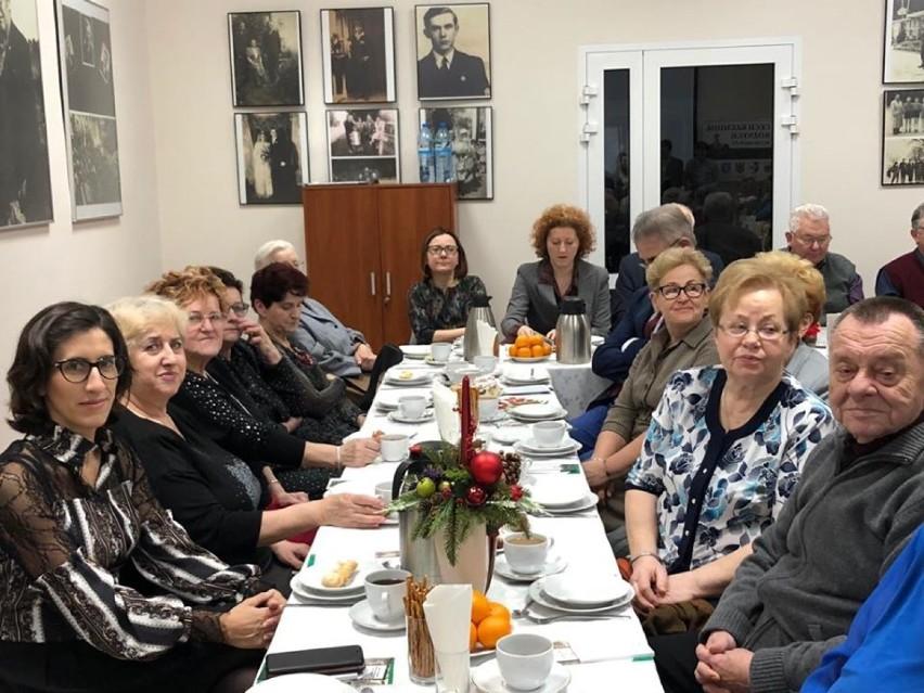 Cech Rzemiosł Różnych w Chodzieży na spotkaniu noworocznym. Były podsumowania i podziękowania