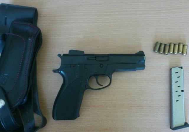 Broń, którą miał 47-letni pilanin