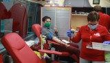 Polała się krew podczas Wampiriady w PWSZ w Chełmie.  Zobacz zdjęcia