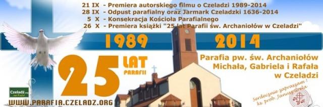 Uroczystości i ciekawe przedsięwzięcia w parafii odbędą się we wrześniu i październiku