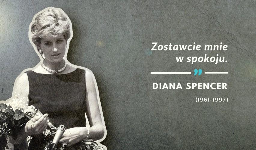 Księżna Diana zmarła w szpitalu w wyniku obrażeń doznanych w...
