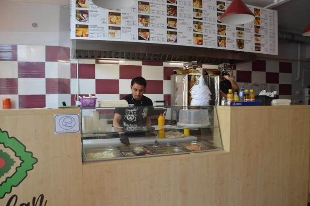 Kuchnia libańska w Żaganiu