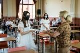 Próbna matura 2021 z MATEMATYKI. Sprawdź, co było na maturze podstawowej z matematyki! Oto odpowiedzi! [ZADANIA, ARKUSZE]