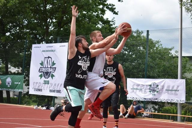 Tak wyglądały ostatnie odsłony KO Streetball w Krośnie Odrzańskim.