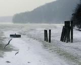 Gdynia. Morze znowu zabrało fragment plaży w Orłowie