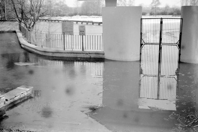Powódź 1979 w Kaliszu