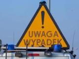 Wypadek motocyklisty w Borownie: nie zyje 18-latek
