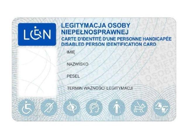 Osoby niepełnosprawne w Jastrzębiu będą miały nowe legitymacje