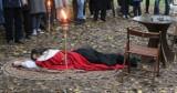 Dziwne zdjęcia z Kalwarii Zebrzydowskiej. Zobaczcie, co się działo w parku