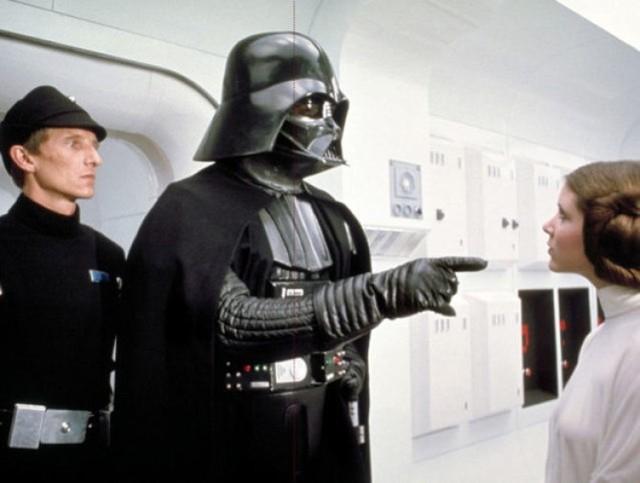 """""""Gwiezdne wojny"""" / materiały prasowe"""