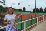 Sukces lubuskiej tenisistki Dominiki Podhajeckiej w Chorwacji. Dotarła na najwyższy stopień podium