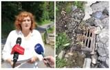 Nowy Sącz. Władze miasta odpowiadają na zarzuty Iwony Mularczyk w sprawie utrzymania kanalizacji deszczowej