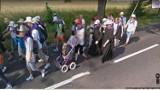 Google Street View przyłapał ich w Wągrowcu i powiecie podczas transportu... Co przewozili? Zobaczcie zdjęcia