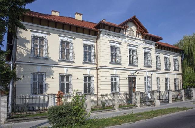 """W Galerii Malarstwa Alfonsa Karpińskiego przy ulicy Rozwadowskiej będzie wiele wydarzeń w ramach """"Letniej sceny"""""""