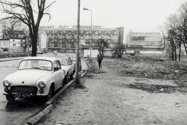 Koło PKS - 1988 rok.