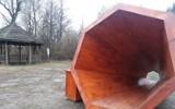 Wielka tuba do słuchania przyrody. Nowa atrakcja turystyczna w Orchówku, w gminie Włodawa. Zobacz zdjęcia