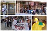 Nowy Sącz. Tych sytuacji ze stanu epidemii w mieście nie zapomnimy. Za nami rok pandemii koronawirusa w Polsce [ZDJĘCIA]