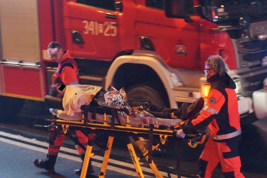 Śmiertelny wypadek na ulicy Piłsudskiego w Kaliszu. Sprawca...