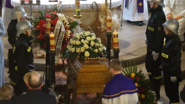 Pogrzeb w Mikołowie: tłumy pożegnały Antoniego Puchera