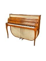Sosnowiec kupił pianino i pióro Władysława Szpilmana podczas rekordowej aukcji pamiątek po kompozytorze