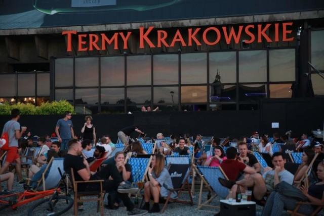 Termy Krakowskie muszą opuścić budynek dawnego hotelu Forum. Część saun ma zostać przeniesiona na stadion Wisły.