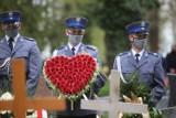 Pogrzeb policjanta Michała Kędzierskiego w Raciborzu. 43-latek zginął tragicznie z rąk przestępcy