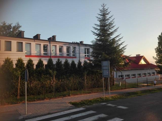 Modernizacja budynków szkół w gminie Wolbrom