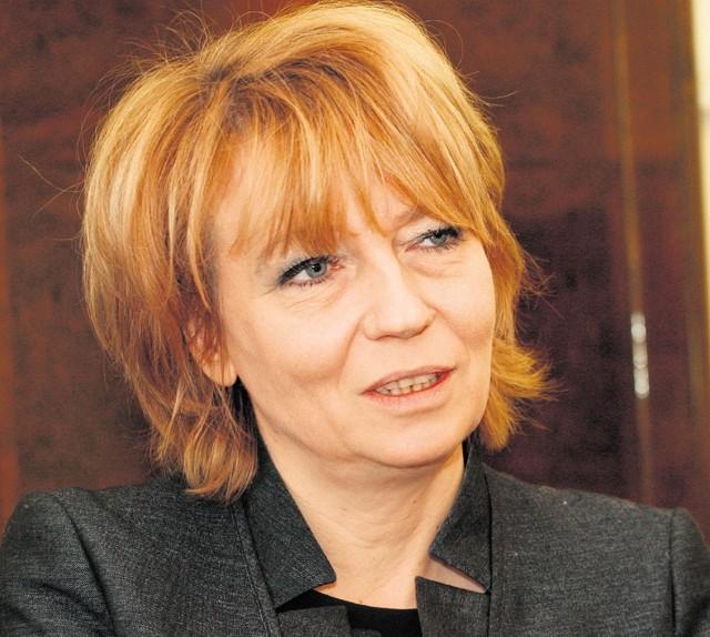 Prezydent Hanna Zdanowska obiecuje, że stadion powstanie