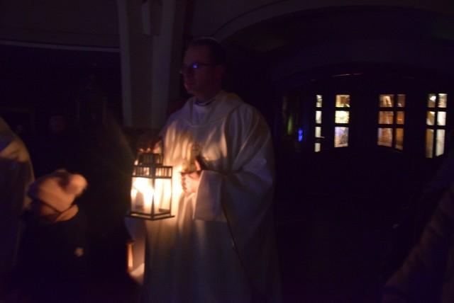 Roraty 2018 w parafii Miłosierdzia Bożego w Tychach