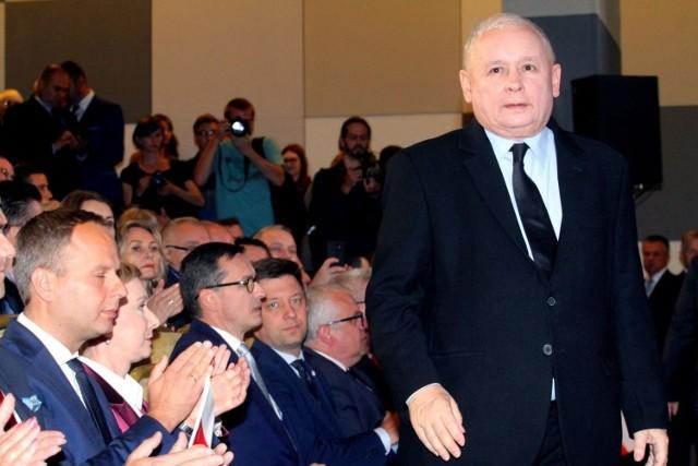 Jarosław Kaczyński zapowiada wprowadzenie kolejnego programu socjalnego