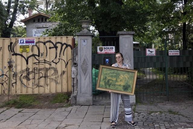 Aśka Warchał-Beneschi, inicjatorka Muzeum HERstorii Sztuki uważa, że Kossakówka to idealne miejsce do prezentacji tego rodzaju idei