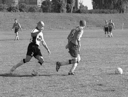 Druga drużyna Ruchu strzeliła w meczu z AKS Niwka aż cztery gole. MAGDALENA CHAŁUPKA