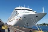 Costa Pacifica z wizytą w gdyńskim porcie. Zajrzeliśmy do środka. Pasażerowie podróżują w luksusie! ZDJĘCIA
